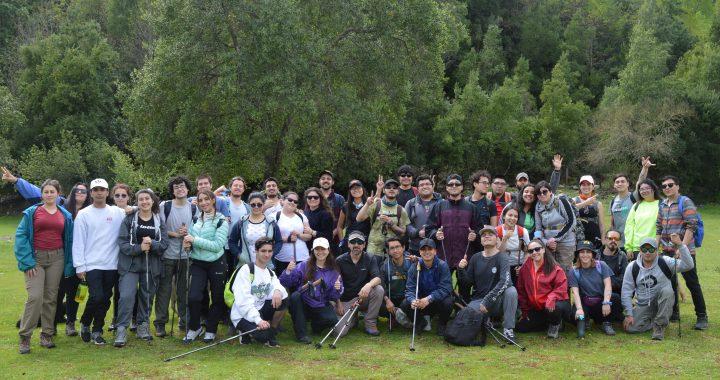 Estudiantes de turismo Linares