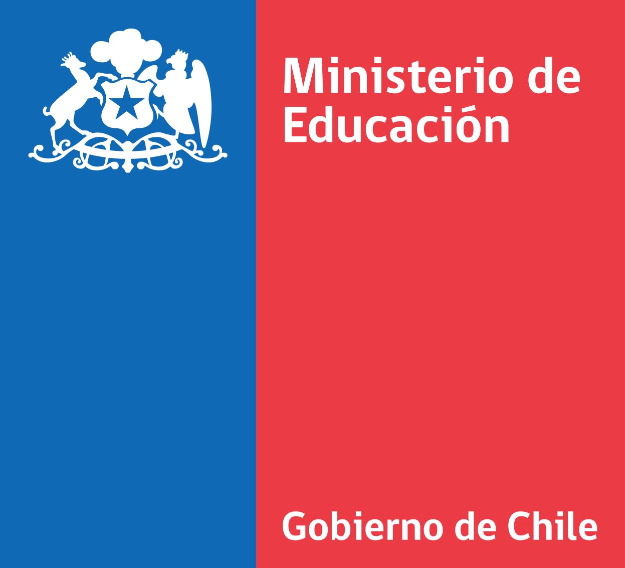 Ministerio de Educación, Gobierno de Chile